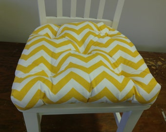 Ready To Ship Tufted Chair Pads Seat Cushions Bar Stool