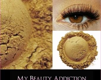 Loose Mineral Eyeshadow '24Karat'