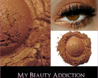 Clearance-Mineral Eyeshadow 'Warm Bronze'