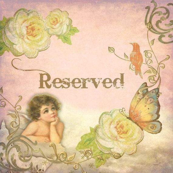 Reserved for Fiona