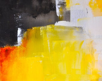 Triumph 1 - Fine Art Print - From Original Abstract Painting- Contemporary Wall Art