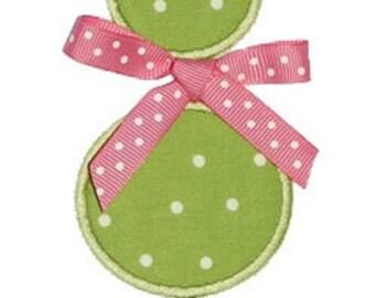 244 Topiary Embroidery Applique Design