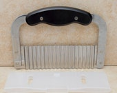 Soap Cutter Fluted With Cover