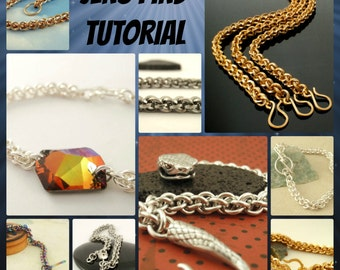PDF - Jens Pind Chainmaille Bracelet Tutorial