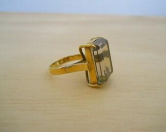 Vintage Vermeil Ring
