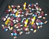 1980s California Raisins Figurines / Set of 25 Happy Meal California Raisins Toys / Heard It Through the Grapevine