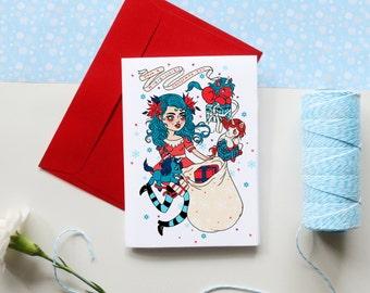 Have a Magical Christmas Card