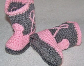 Baby Cowboy Boots - Baby Girl Cowboy Boots - Newborn Boots - Infant Boots - Toddler Boots - Cowboy Booties - Baby Cowboy Booties
