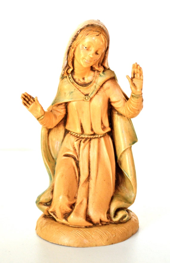 Fontanini Depose Italy 2 Nativity Mary Figure by goodygirlred