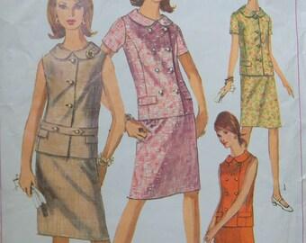 Vintage Mad Men Style Suit  Pattern 6917