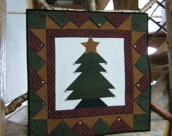 Oh Christmas Tree Wall Hanging