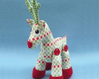 Rudy Reindeer Pattern