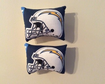 NFL San Diego Chargers Pillow Magnets