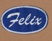 Fix-It Felix Jr Name Patch - Wreck-It Ralph