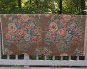 Ralph Lauren 1990s Floral Fabric