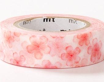 MT ex 2014 S/S - Japanese Washi Masking Tape - Cherry Blossom Sakura for packaging, party deco, invitation