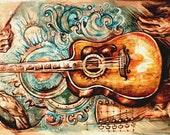 The Music Print