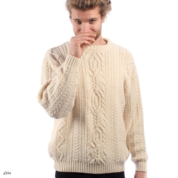 Aran Sweater Market is your one stop shop for Mens Wool Sweaters and the famous Irish Fisherman sweater also know as the Aran Sweater. % Irish made by skilled craftspersons, browse our Mens Knits to find your perfect Irish Sweater Men's Aran Zip Cable Knit Cardigan. $ $ Choose Options. Merino Wool Vest with Ribbed Back Panels.