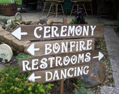 Wedding Signs RUSH ORDERS WELCOME! No Fee rustic wooden beach decorations country mr and mrs signage reception Outdoor reclaimed barn wood