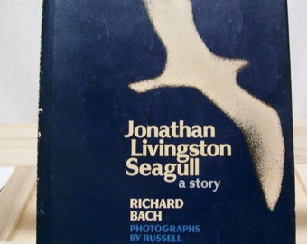 Book, Jonathan Livingston Seagull