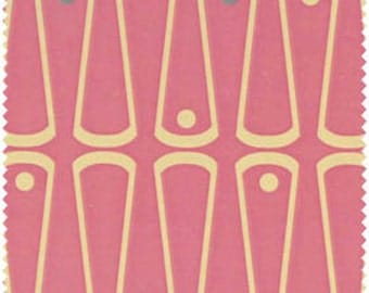 Camelot Fabric's Penelope Galley (Pink) 2140705-2 1 yard