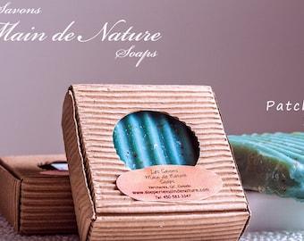 Eco Friendly Patchouli Lemongrass & Orange Soap