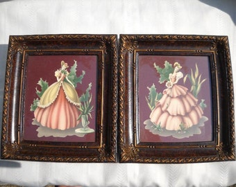 Southern Belle Turner Lithograph Prints