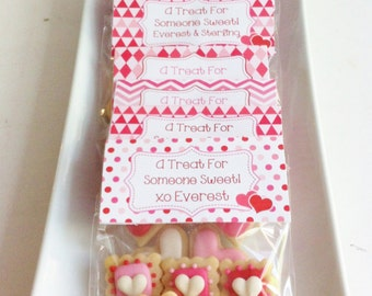Valentine's Day Cookie Favors (2 dozen)