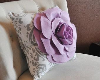 Decorative Damask Throw Pillow