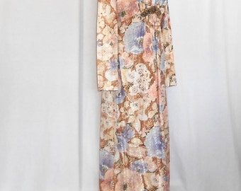 Long Formal Dress 70's Maxi Dress Womens Dresses Formal Evening Dresses