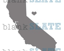 Any State Stencil - 8 inches