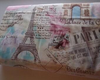 Timeless Treasure Paris pastel fabric