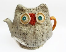 Unique owl tea cozy related items Etsy