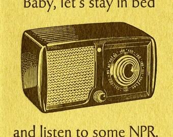 NPR, baby