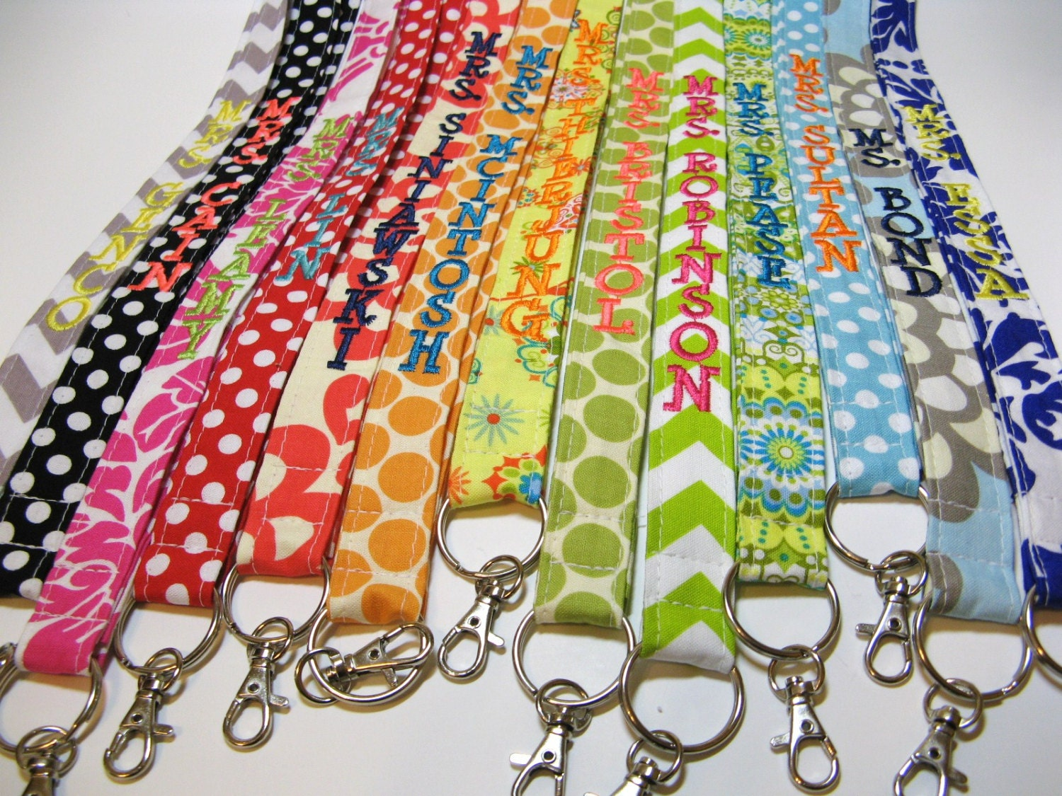 design your own personalized lanyard id by gracieloukangaroo