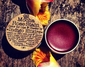MOCHA ROSE STAIN for Lips & Cheeks