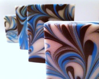 Rooster In The Henhouse - Cocoa Butter Olive Oil handmade soap