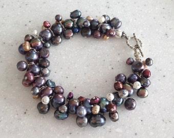 Freshwater Pearls Party Bracelet 3