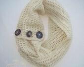 Infinity Scarf, Infinity Cowl, Crochet Cowl, Crochet Infinity Scarf, Crochet Neckwarmer, Crochet Accessory