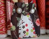 How Now Brown Owl Lucky Keepsake Doll Mascot