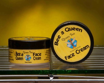 Bee a Queen Face Cream by Queen Bee Honey Products