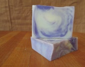 Lilacs in Bloom Artisan Bar Soap (with sunflower oil)