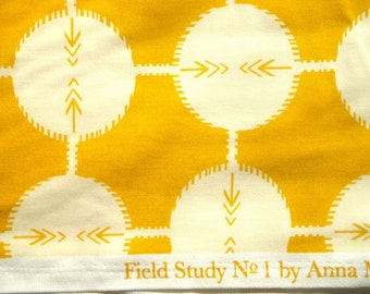 Anna Maria Horner Field Study Coordinates saffron Free Spirit fabric FQ or more