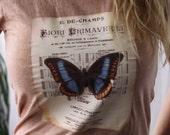 Blue Wonder Butterfly Bur...