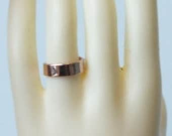 1/3 SD BJD Medium Band Ring