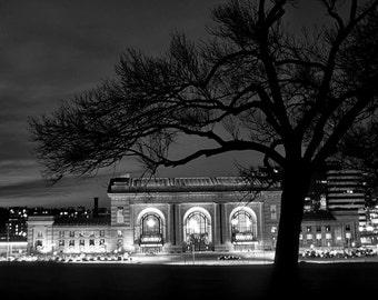 Union Station in Kansas City - Fine Art Photograph 5x7 8x10 11x14 16x20 24x30