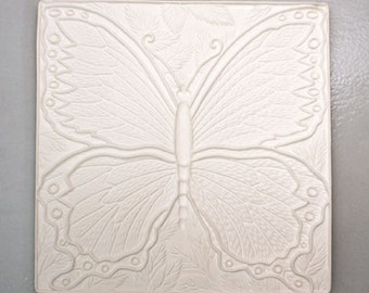 DT30 Square Butterfly Texture for Tile Mold for Glass Slumping 35USD Retail