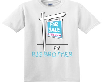 Little Sister For Sale by Big Brother