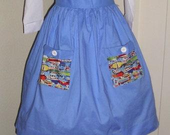 1950s Style, Handmade Full Skirt - Bouffant