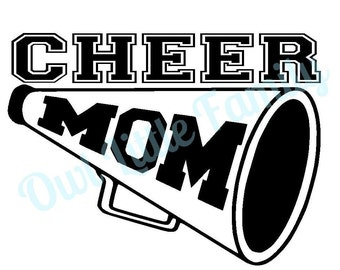 Cheer Mom Iron On